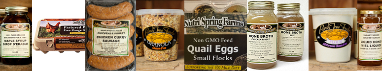 Nutri Spring Farms Products
